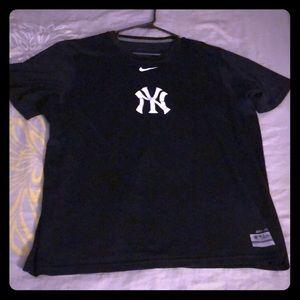 Dri-Fit Nike New York Yankee Shirt
